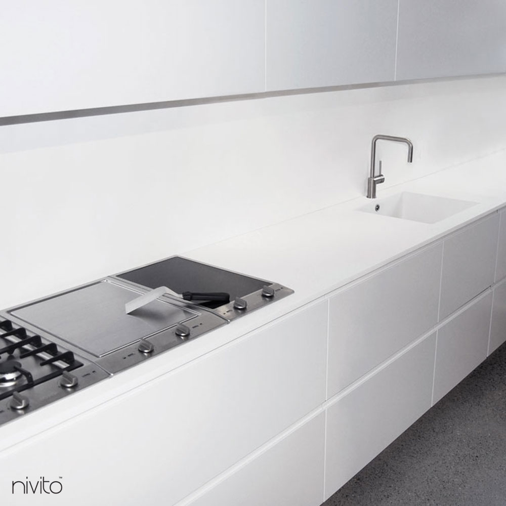 Stainless Steel Tap - Nivito 5-RH-300