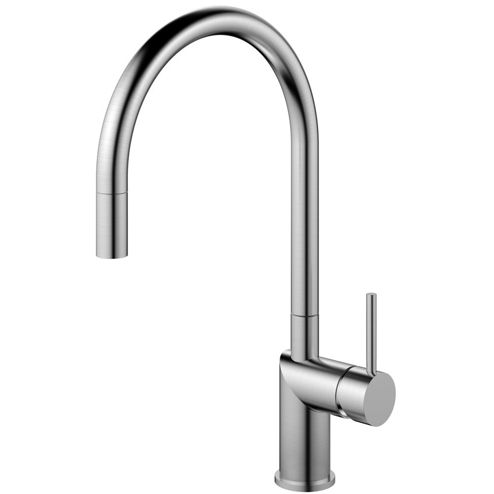 Stainless Steel Kitchen Tap Pullout hose - Nivito RH-100-EX