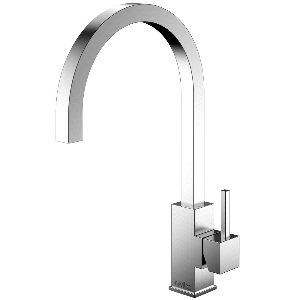 Stainless Steel Kitchen Tap - Nivito SP-100