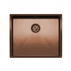 Copper Kitchen Sink - Nivito CU-500-BC