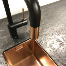 Cool copper tapware