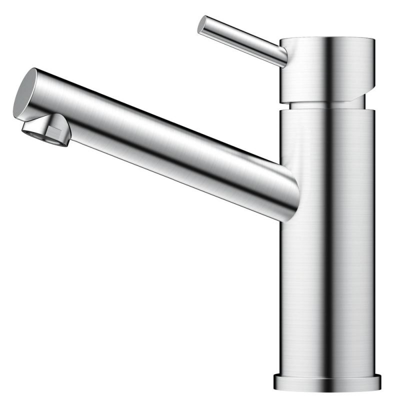 Stainless Steel Bathroom Tap - Nivito FL-10