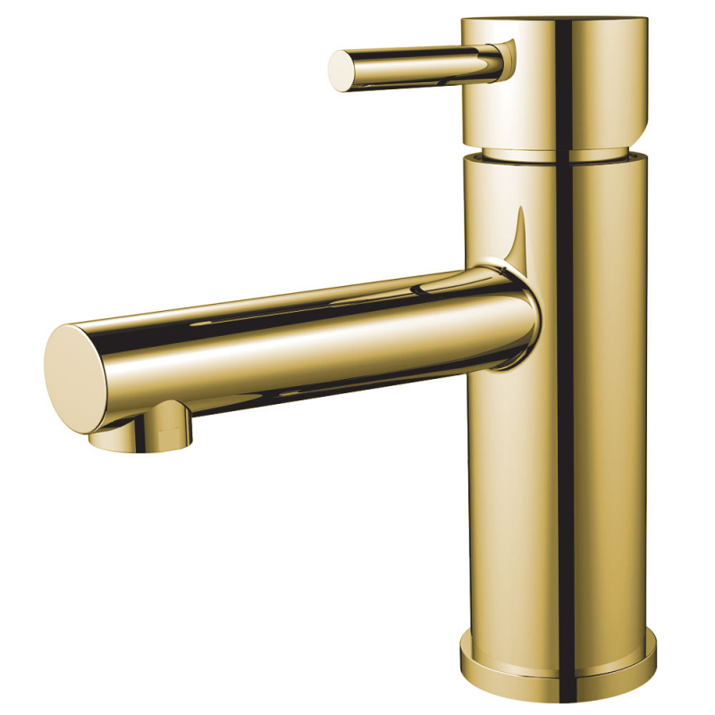 Brass/Gold Bathroom Tap - Nivito RH-56