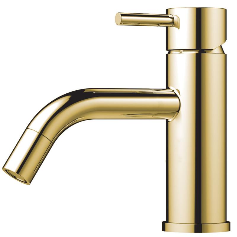 Brass/Gold Bathroom Tap - Nivito RH-66