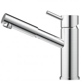 Stainless Steel Bathroom Tap - Nivito FL-20
