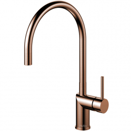 Copper Kitchen Mixer Tap - Nivito RH-150