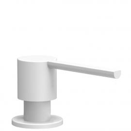 White Soap Pump - Nivito SR-WH